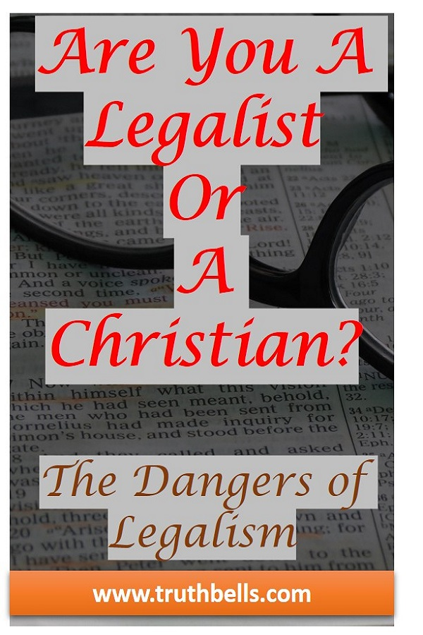 legalism-in-the-church